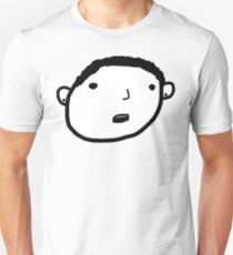 Kettle Kids Damon Face Unisex T-Shirt
