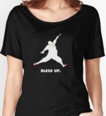 Bless Up - DJ Khaled Women's Relaxed Fit T-Shirt