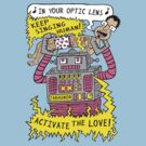 Robot Love by jarhumor