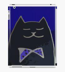 Cat in the Tux iPad Case/Skin