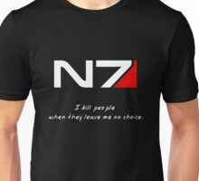 N7 - Almost Paragon Shepard Unisex T-Shirt
