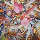 Forest Floor Tapestry by Christiane  Kingsley