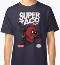 Super Taco Boy Classic T-Shirt