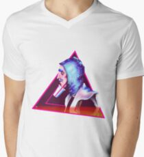 Fantasy Man  Men's V-Neck T-Shirt