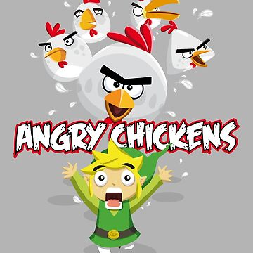 Angry Chickens ! by Alondyte
