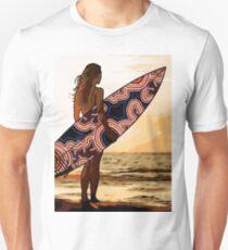 Surfs Up Australia Unisex T-Shirt