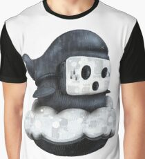 Guy Shyly Graphic T-Shirt