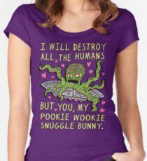 Alien Love Women's Fitted Scoop T-Shirt