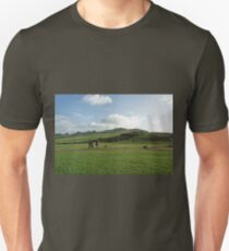 Walkers At Charmouth Unisex T-Shirt