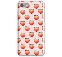 Peachy Keen 2.0 iPhone Case/Skin