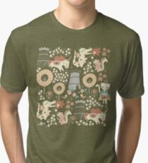 Animal Kingdom  Tri-blend T-Shirt
