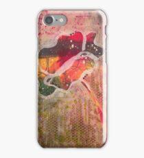 Rainbow Poppies iPhone Case/Skin