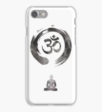 Inner Peace in the Beauty of the Night iPhone Case/Skin