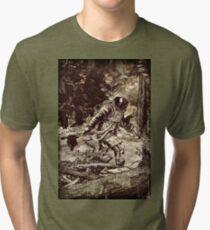 Spaceman Tri-blend T-Shirt