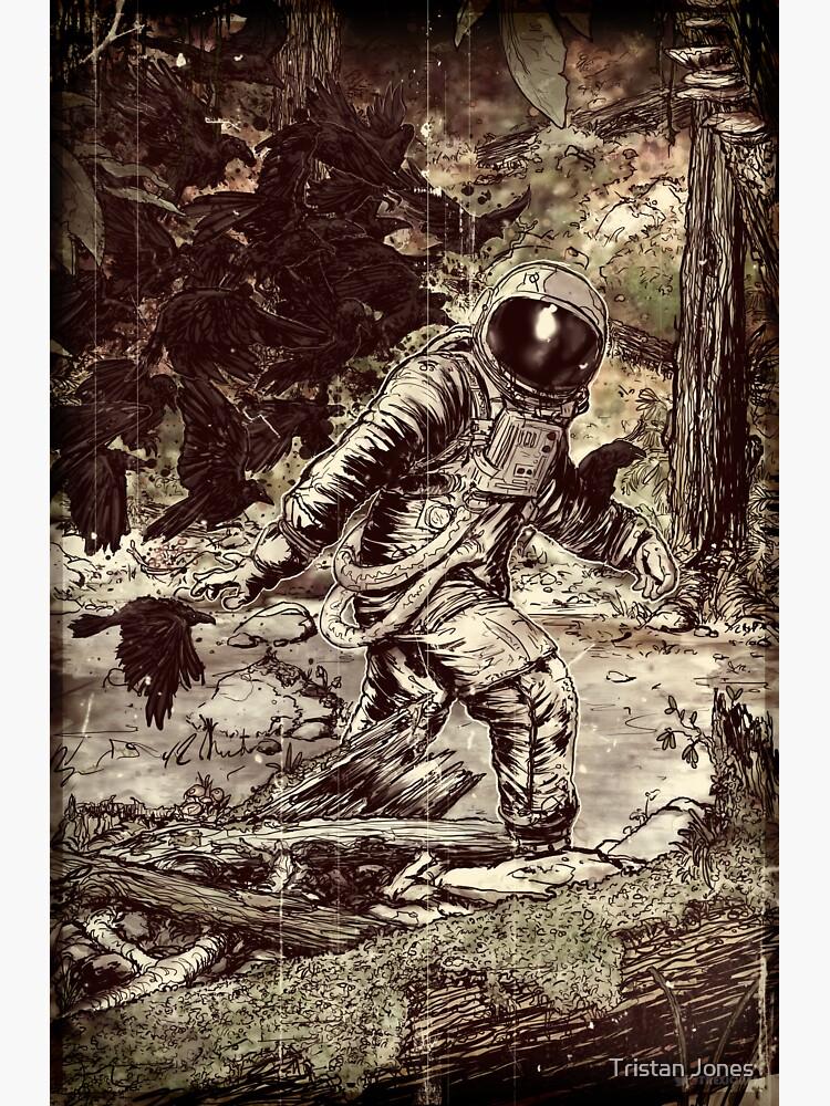 Raumfahrer von trexjones