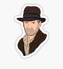 Indiana Jones Sticker