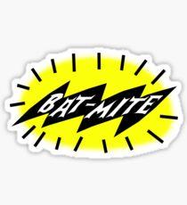 BAT-MITE! Sticker