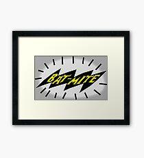 BAT-MITE! (classic) Framed Print