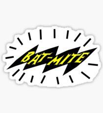 BAT-MITE! (classic) Sticker