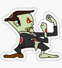The Fighting Walkers Sticker