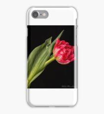 Tulipe Rouge iPhone Case/Skin