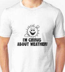 "Funny Quote ""Cirrus Cloud Geek Nerd Boffin"" Unisex T-Shirt"