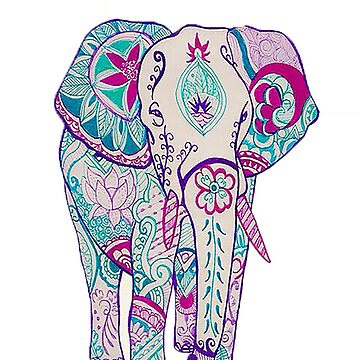 Elephant  by strangdesigns