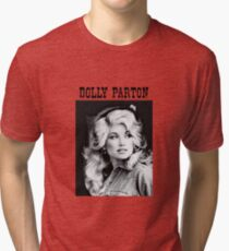 Dolly Parton Young Tri-blend T-Shirt