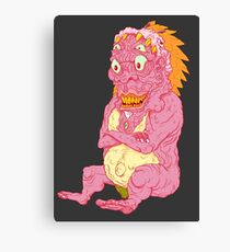 Wrinkle-King Canvas Print