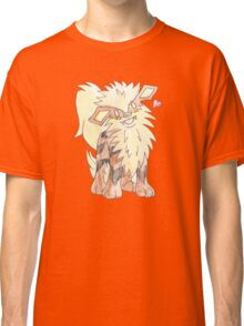 Arcanine Watercolour Classic T-Shirt