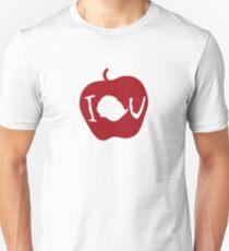 IOU Sherlock Apple T-Shirt