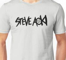 STEVE AOKI BASIC LOGO Unisex T-Shirt