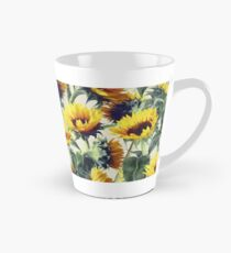 Sunflowers Forever Tall Mug