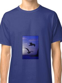 the double bird blues Classic T-Shirt