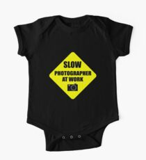 slow photographer Kids Clothes