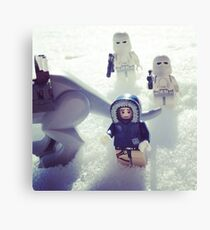 Look out Han! Canvas Print