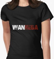 The 100 - Wanheda (Grunge) Women's Fitted T-Shirt