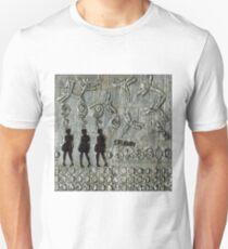525,600 Minutes Metal Art - WIP T-Shirt
