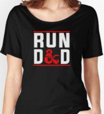Run D & D Women's Relaxed Fit T-Shirt
