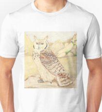 Pharaoh Eagle  Owl Subspecies T-Shirt