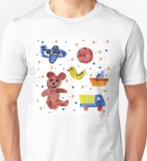 Toys for Baby Boy Unisex T-Shirt