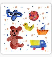 Toys for Baby Boy Sticker