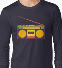 boombox - old cassette - Devices T-Shirt