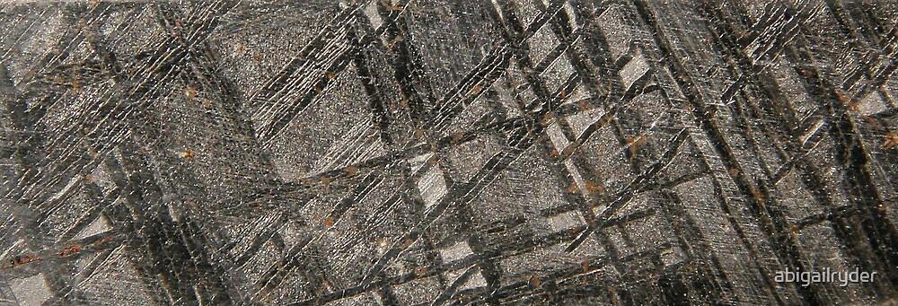 Iron Meteorite Widmanstätten Pattern By Abigailryder Redbubble Adorable Widmanstatten Pattern