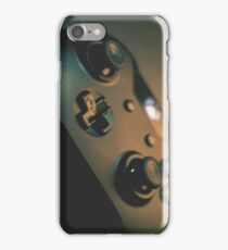 XBOX One Controller Top View iPhone Case/Skin