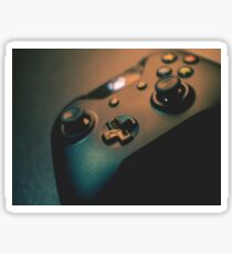 XBOX One Controller Top View Sticker