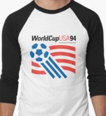 World Cup 94 USA Men's Baseball ¾ T-Shirt