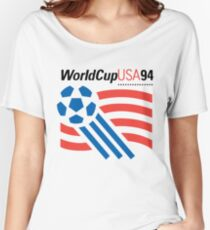 World Cup 94 USA Women's Relaxed Fit T-Shirt