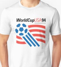 Weltmeisterschaft 94 USA Slim Fit T-Shirt