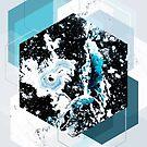 Geometric Textures 4 by Mareike Böhmer